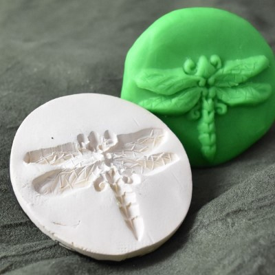 094: Dragonfly Cookie Stamp